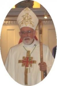 Bishops John Corriveau